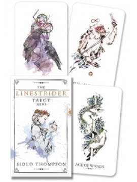 Mini The Linestrider Tarot by Siolo Thompson
