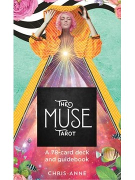 The Muse Tarot  :  78-Card Deck and Guidebook by Chris Anne