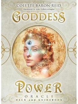 Goddess Power Oracle Second Edition by Colette Baron-Reid