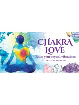 Chakra Love Mini Affirmation Cards by Katie Manekshaw