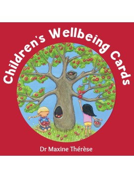 Children's Wellbeing Cards by Dr Maxine Therese