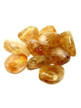 Citrine Tumbled Crystal