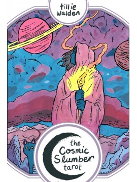 The Cosmic Slumber Tarot by Tillie Walden