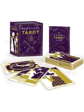 Everyday Tarot Mini Deck by Brigit Esselmont