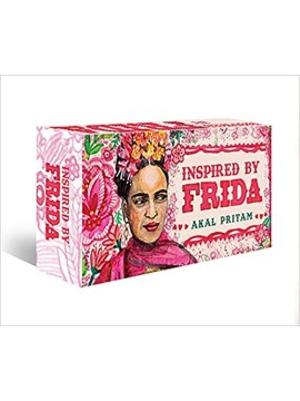 Inspired By Frida by Akal Pritam