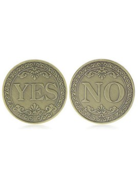 Yes or No Coin