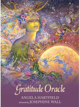 Gratitude Oracle by Angela Hartfield & Josephine Wall
