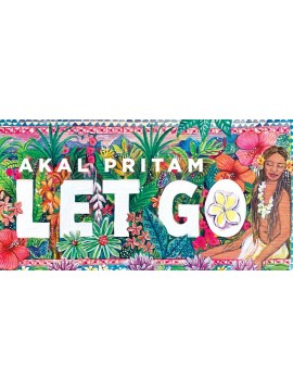 Let Go Mini Affirmation Cards by Akal Pritam