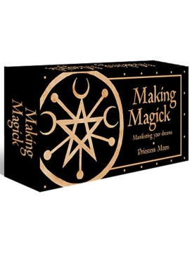 Making Magick: Manifesting your dreams by Priestess Moon