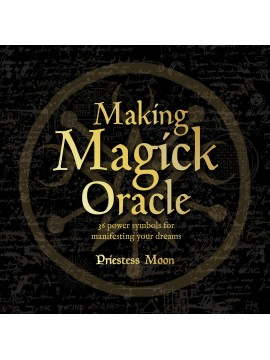 Making Magick Oracle : 36 Power symbols for manifesting your dreams by Priestess Moon