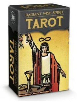Miniature Radiant Wise Spirit Tarot by Lo Scarabeo