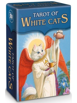 Tarot of the White Cats Minature by S. Baraldi