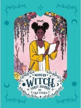 Modern Witch Tarot Journal HB by Lisa Sterle