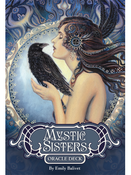 Mystic Sisters Oracle Deck by Emily Balivet