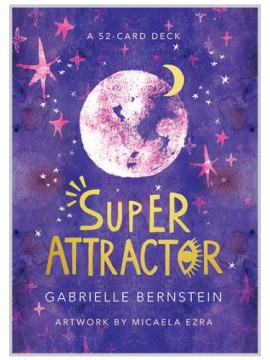 Super Attractor Card Deck by Gabrielle Bernstein