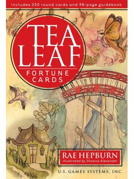 Tea Leaf Fortune Cards by Rae Hepburn