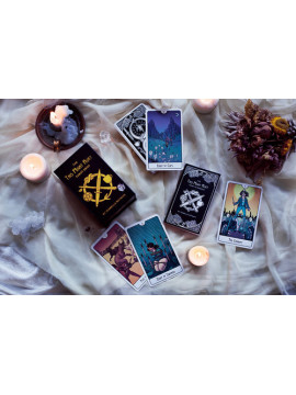 This Might Hurt Tarot by Isabella Rotman