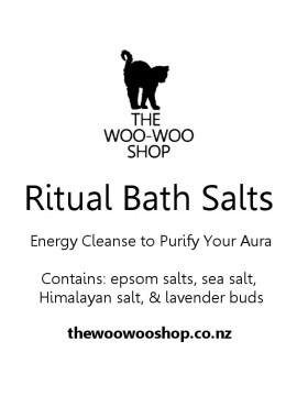 Ritual Bath Salts