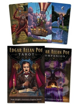 Edgar Allan Poe Tarot by Rose Wright & Eugene Smith